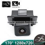 Camera marsarier HD, unghi 170 grade cu StarLight Night Vision pentru Mercedes-Benz C-Class W204, E-Class W212, C207, S-Class W221, CL-Class W216 - FA987