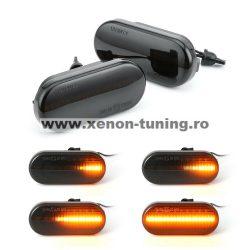 Set 2 Semnalizari Aripa LED Dinamice Golf 3, 4, Bora, Passat, Polo - BTLL-243D-3