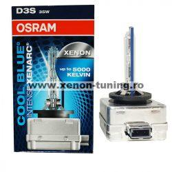 Bec Xenon OSRAM D3S 66340CBI Xenarc COOL BLUE Intense
