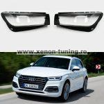 Set 2 sticle faruri pentru Audi Q5 FY (2018 - prezent) - HA045