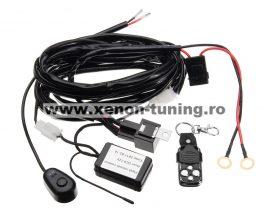 Cablaj wireless cu telecomanda pentru 1 proiector led/led bar pana la 288W