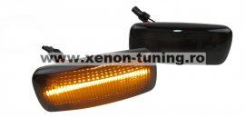 Set 2 Semnalizari Aripa LED Audi A2, A3, A4, A6, A8, TT - BTLL-299-1