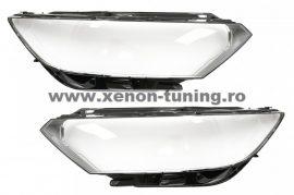Set 2 sticle faruri pentru Volkswagen Passat B8 (2015 - 2019) pentru farurile cu LED sau Xenon  - HV010