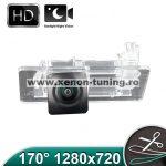 Camera marsarier HD, unghi 170 grade cu StarLight Night Vision Audi A1, A4, A5, A6, A7, Q5 - FA8277
