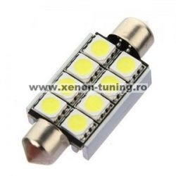 Led auto Canbus sofit 44 mm 8 SMD