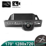 Camera marsarier HD, unghi 170 grade cu StarLight Night Vision Skoda Octavia 3 Sedan, Suberb 2 Break, Skoda Rapid - FA928