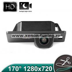 Camera marsarier HD, unghi 170 grade cu StarLight Night Vision Skoda Octavia 3 Sedan, Suberb 2 Break, Skoda Rapid - FA928