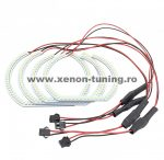 Kit Angel Eyes LED SMD pentru BMW F30, F36 (BMW Seria 3 2011+; Seria 4 2013+ )