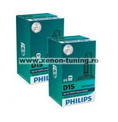Bec Xenon PHILIPS D1S 85415XV2 X-tremeVision GEN2