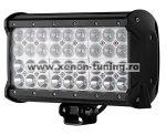 LED Bar Auto cu 2 faze (faza scurta/faza lunga) 108W/12V-24V, 9180 Lumeni, lungime 23,5 cm, Leduri CREE