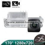 Camera marsarier HD, unghi 170 grade cu StarLight Night Vision pentru VW Golf 6, Golf 7, Passat B7, Amarok - FA8198