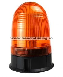Girofar cu LED cu baza magnetica 12V-24V cu 3 functii WL014(M)