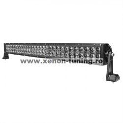 "LED Bar Auto Offroad 4D 180W/12V-24V, 13.200 Lumeni, 31,5""/80 cm, Combo Beam 12/60 Grade"