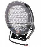 Proiector LED Auto Offroad 185W/12V-24V 13875 Lumeni, Rotund, Spot Beam 30 Grade