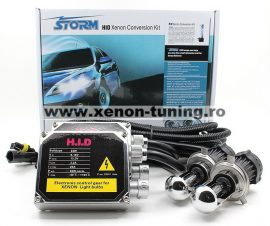 Kit bixenon H4 economic balast standard 35W 12V