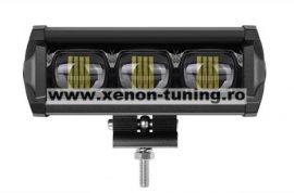 """LED Bar Auto 30W 6D 12V-24V, 3240 Lumeni, 8""""/20,5 cm"""