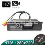 Camera marsarier HD, unghi 170 grade cu StarLight Night Vision pentru Ford Mondeo MK5 (2014 - 2019)  - FA8025