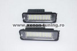 Lampi numar led VW GOLF 4/5, PASSAT, PASSAT CC 2008-2009, BEETLE, PHAETON, EOS, SCIROCCO, LUPO - BTLL-008