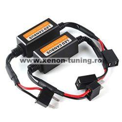 Set 2 anulatoare eroare becuri LED H7