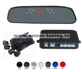 Senzori parcare cu display in oglinda S306