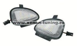 Lampi LED Undermirror VW Golf 6, Golf 6 Gti 2009~, Golf Cabriolet 2012~, Touran 2010~ - BTLL058