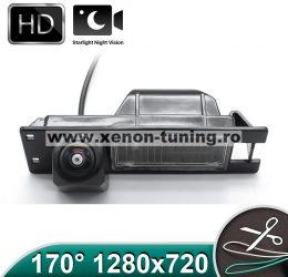 Camera marsarier HD, unghi 170 grade cu StarLight Night Vision pentru Opel Vectra, Zafira, Astra, Insignia, Corsa - FA925