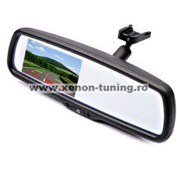 """Display auto LCD 4.3"""" D705-H pe oglinda retrovizoare"""