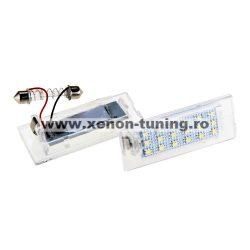 Lampi numar led BMW X5 E53, X3 E83 - BTLL-070-B