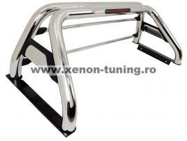 Rollbar inox Ford Ranger T6 2012, 2013, 2014, 2015 RBH-RG12-RBH