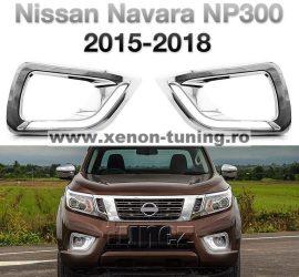 Lumini de zi dedicate Nissan Navara NP300 2015, 2016, 2017, 2018, 2019 NSL805