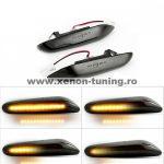 Set 2 Semnalizari Aripa LED Dinamice E46 Facelift, E36 Facelift - BTLL-240D-1 Dynamic