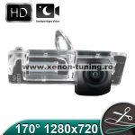 Camera marsarier HD, unghi 170 grade cu StarLight Night Vision Renault Fluence, Scenic, Espace, Laguna - FA8255