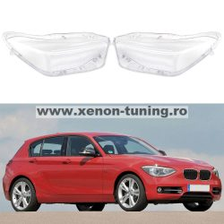 Set 2 sticle faruri pentru BMW Seria 1 F20 / F21 Non Facelift (2011 - 2015) - HB005