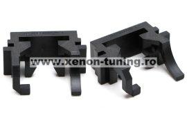 Set 2 adaptoare LED H1 Faza Lunga Ford- BTBA-L12