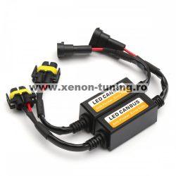 Set 2 anulatoare eroare becuri LED H8, H9, H11