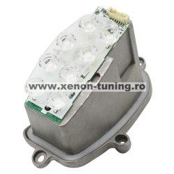 Modul LED semnalizare stanga fata compatibil pentru far BMW seria 7 F01, F02, F03, F04 LCI (cu facelift) 2011-2015 - 63117339057, 7339057