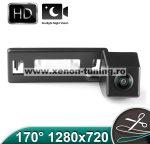 Camera marsarier HD, unghi 170 grade cu StarLight Night Vision pentru Audi A1, A4, A5, A6, A7, Q5 - FA727