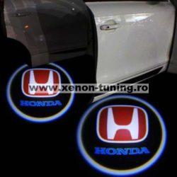 Proiectoare Portiere cu Logo Honda - BTLW011