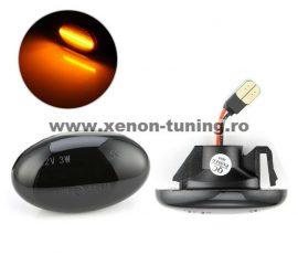 Set 2 Semnalizari Aripa LED pentru Smart ForTwo W450, W452 - BTLL-289-1