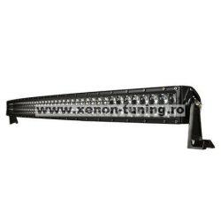 "LED Bar 4D Curbat 288W/12V-24V, 24480 Lumeni, 50""/127 cm, Combo Beam 12/60 Grade"