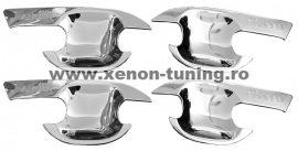 Set ornamente cromate manere Ford Ranger T6 2012, 2013, 2014, 2015 FR12DHIC (FDE902)