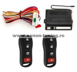Modul inchidere centralizata cu 2 telecomenzi cu functie confort K242