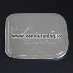 Capac rezervor cromat Toyota Hilux Vigo 2011, 2012, 2013, 2014, 2015 THVC12TCC